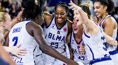 [DIRECT] EuroLeague Women : BLMA vs Fenerbahçe