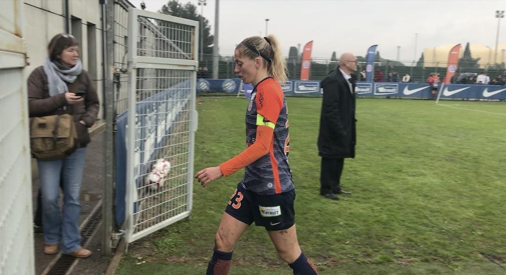 25a21fe75738ed Football féminin   Montpellier subit encore la loi de l Olympique lyonnais