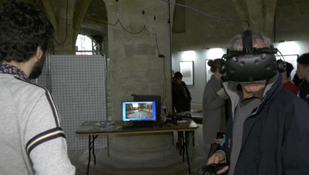 Narbonne à l'époque romaine en réalité virtuelle - ViàOccitanie