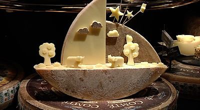 Record : Les 111 fromages des Grands Buffets entrent dans le Guinness book