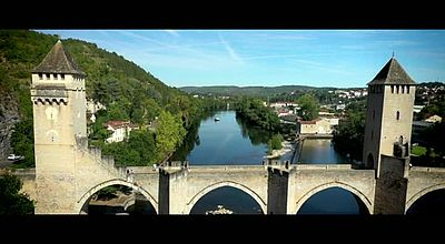 Le Mag des Grands Sites: Cahors - Vallée du Lot