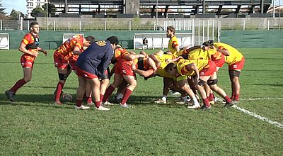 Rugby Top 14 : Avant match USAP/Castres