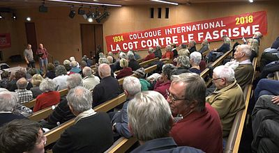 Rivesaltes : Un colloque international pour lutter contre le fascisme