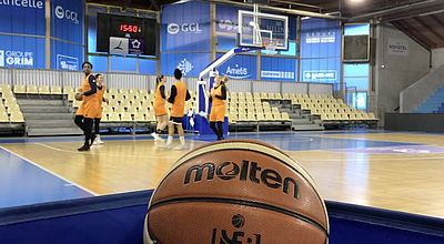 Basket Deux Clubs DOccitanie Saffrontent Ce Samedi Pour La 10e Journe