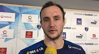 Handball : Montpellier s'impose (36-27) face à Toulouse