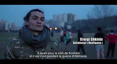 Bande annonce documentaire :  Au nom du fils - Hooligana Rugby Club