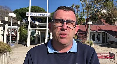 ITW Jean Michel Weiss Vidéo protection + Armement police municipale