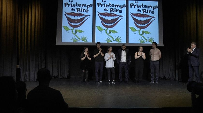 Six jeunes talents au Printemps du Rire à Toulouse