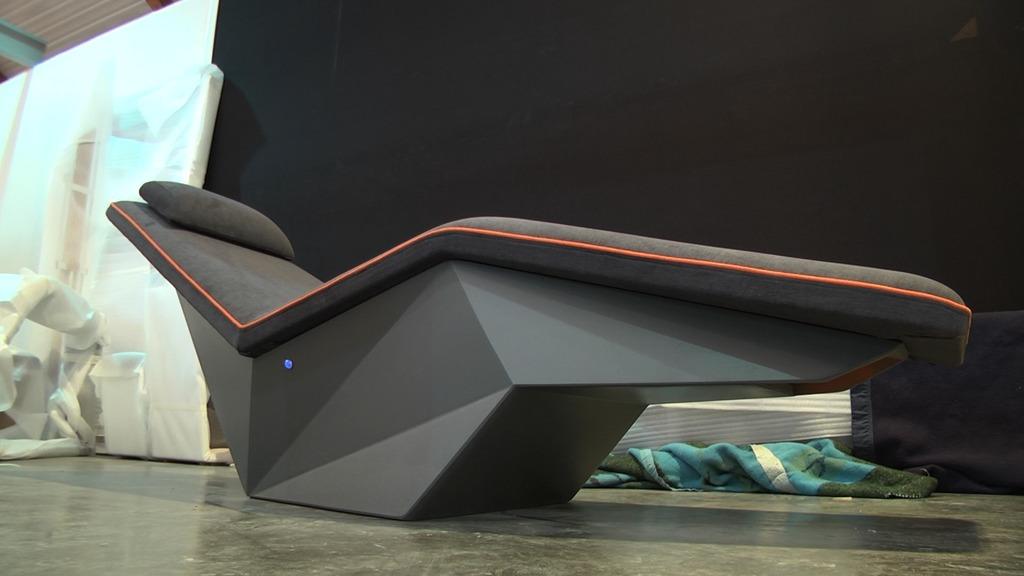 design le monde futuriste et connect de chistophe gonzalez. Black Bedroom Furniture Sets. Home Design Ideas